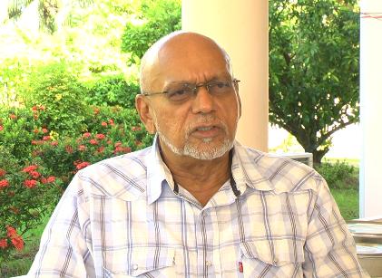 Global Indian Ambassador Donald Ramotar