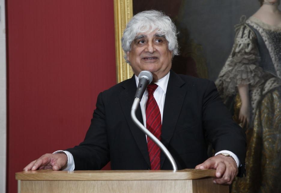 Dr Mohan Kaul joins the Global Indian Ambassadors