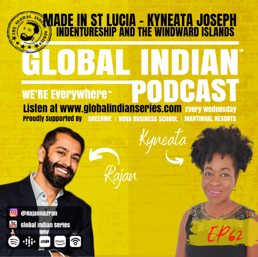 Rajan Nazran sits down with Dr Terencia Kyneata Joseph to discuss the often unreported brutality of indentureship