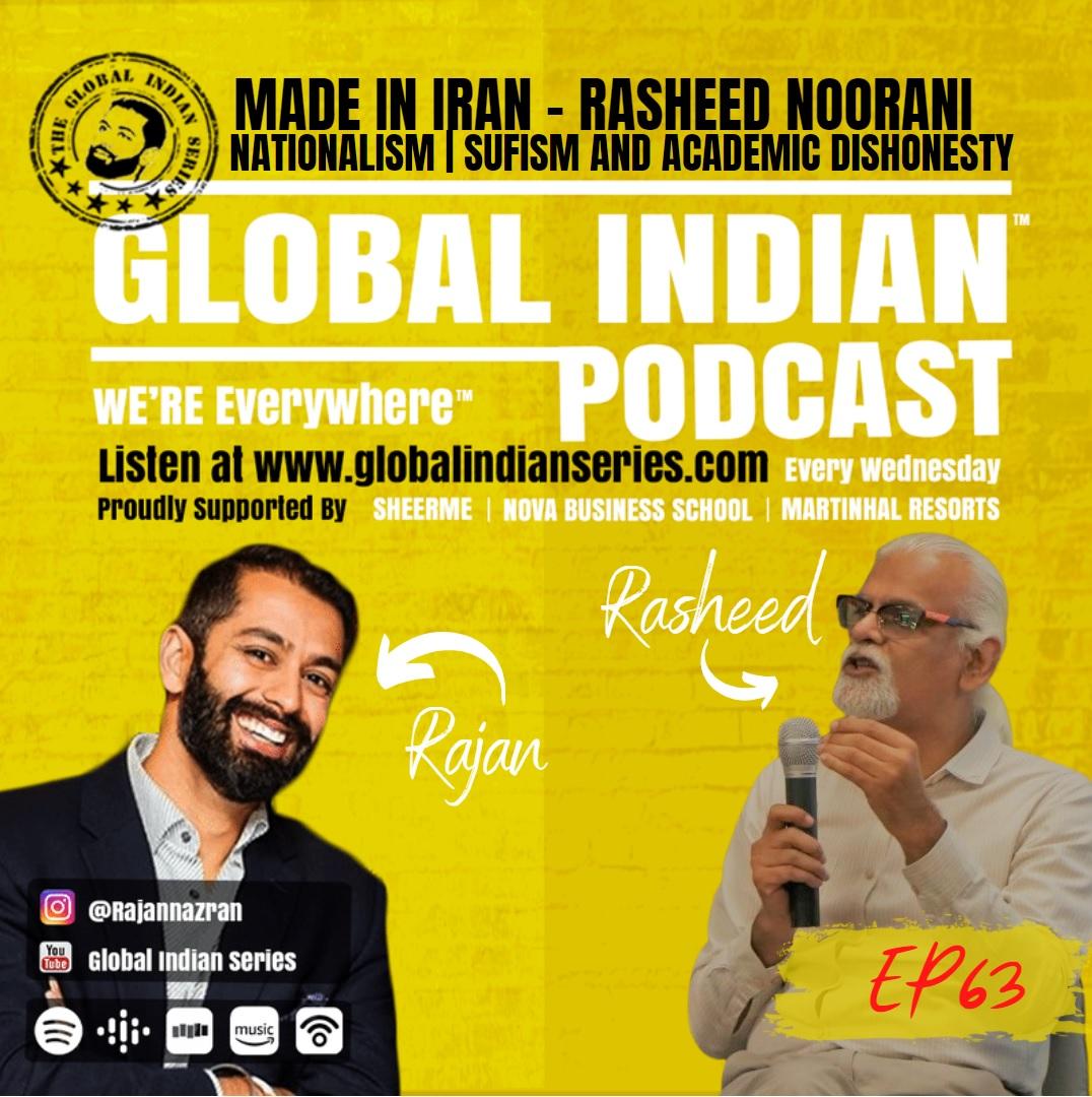 Rajan Nazran sits down with Rasheed Noorani to discuss educational dishonesty