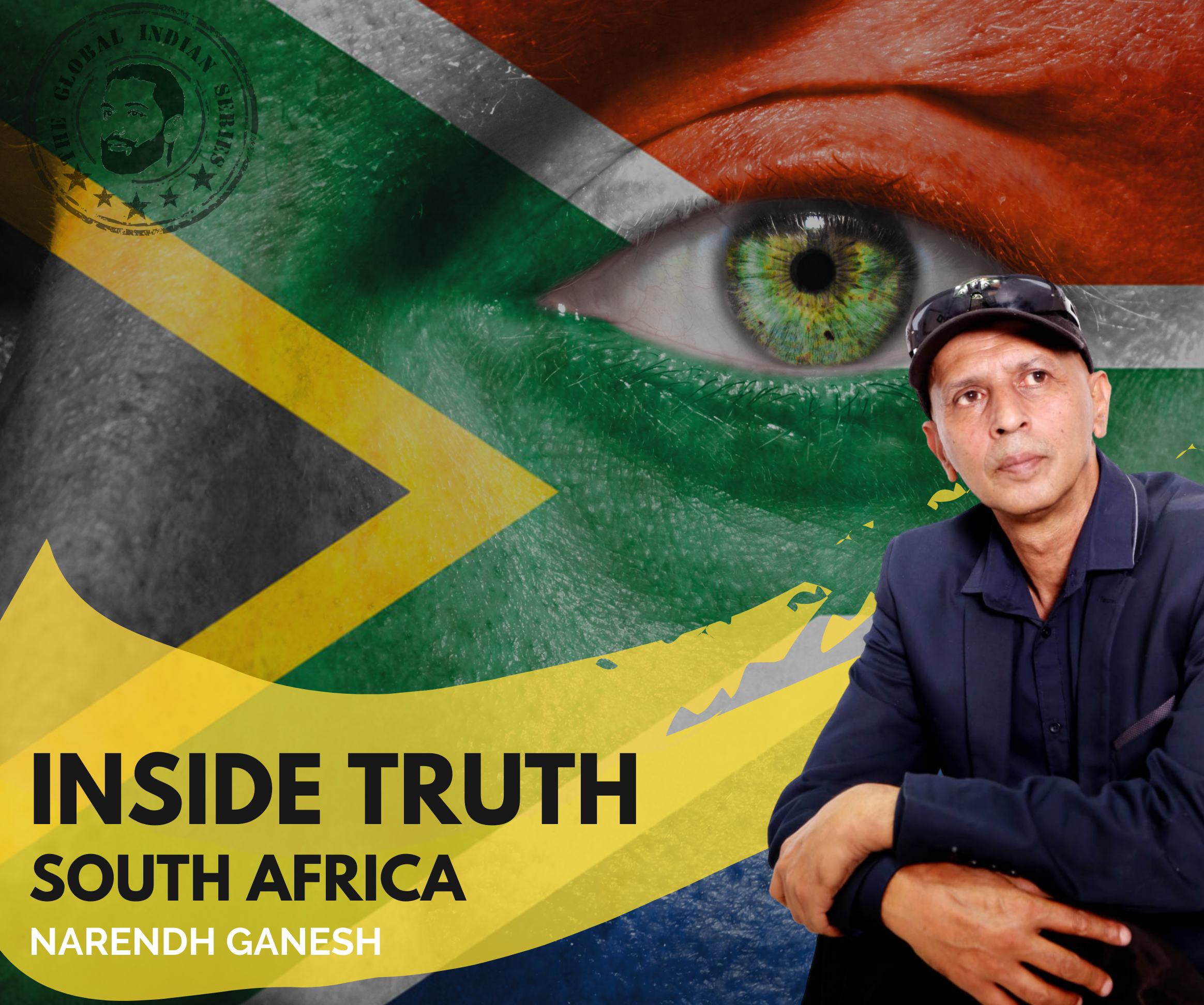 Global Indian Correspondent Narendh Ganesh takes us on the inside journey to the truth behind South Africa