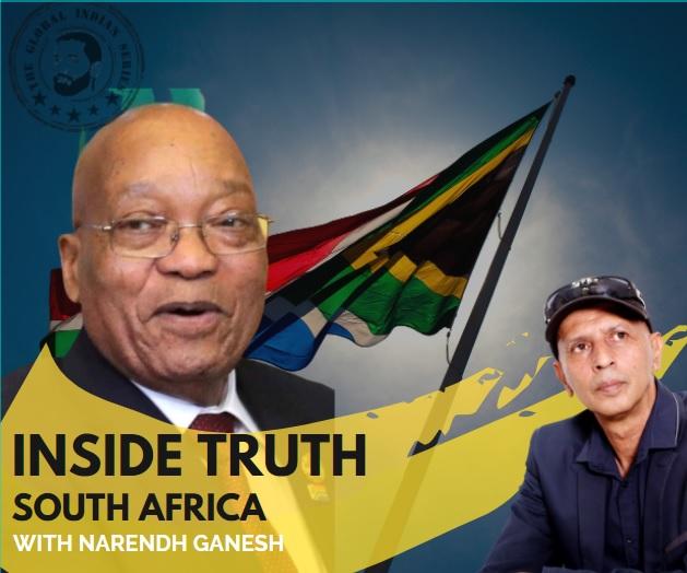Narendh Ganesh provides Global Indian perspectives on Jacob Zuma